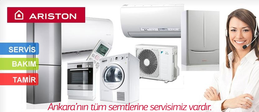 Çayyolu Ariston Klima Servisi
